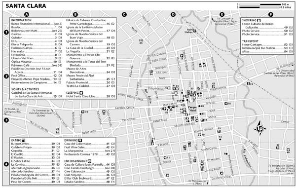 Cuba maps mappery