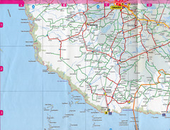 """Santa Cruz Del Sur - CamagUey"" Road Map"