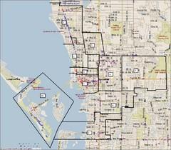 Sarasota Florida Map.Stuccoeyph