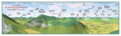 Sassafras Ridge Panorama Map