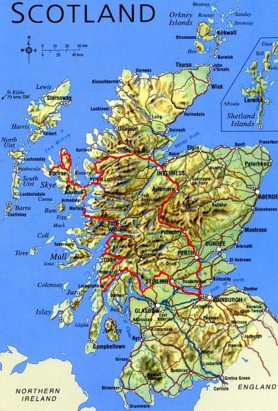 detailed map of scotland pdf