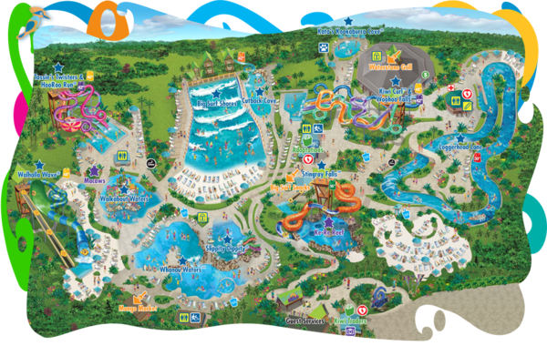 seaworld map san antonio Seaworld San Antonio Map San Antonio Mappery seaworld map san antonio