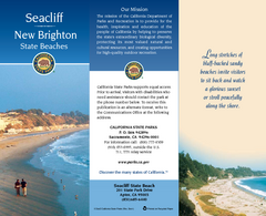 Seacliff & New Brighton State Beaches Map