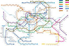 Seoul Subway Map