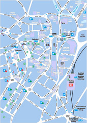 Sheffield City Map