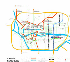 Shenzhen Traffic Map