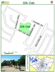 Silk Oak Park Map