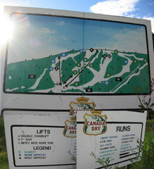Silver Summit Ski Trail Map