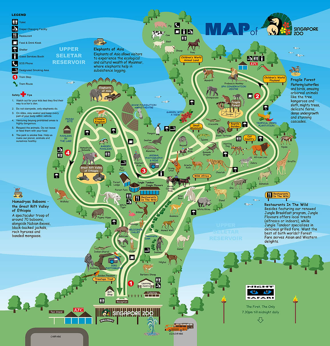 Map Of Zoos In France.World Best Zoos Skyscrapercity