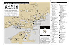 Sitka Recreation Map