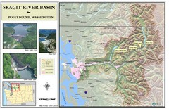 Skagit River Map