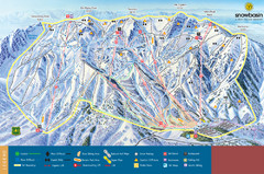 Snowbasin Mountain Trail Map