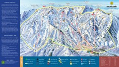 Snowbasin Ski Trail Map