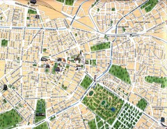 Sofia City Map