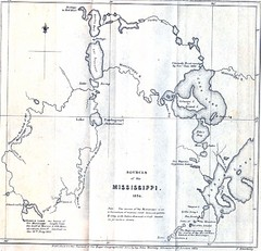 Sources of the Mississippi River - 1834...