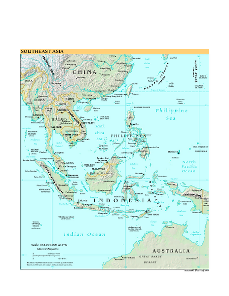 blank map of asia. lank map of asia with