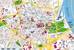 Speyer City Map
