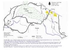 Sprague Farm - Glocester Land Trust Map