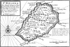 Saint Helena Maps Mappery - Saint helena map