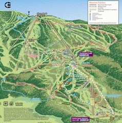 Steamboat Springs Bike Trail Map
