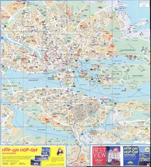 Norrkoping City Map Norrkoping Sweden mappery