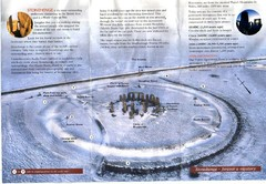Stonehenge Brochure Map
