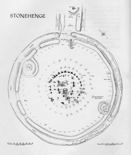 Fullsize Stonehenge Map