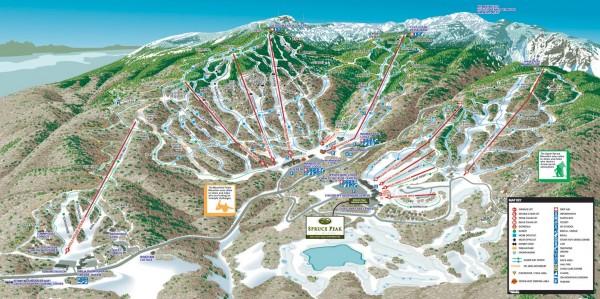 pico peak ski map, pagosa springs co ski map, vermont ski map, lea sd ski map, smugglers map mountain, sugarbush ski map, smuggler s notch map, jay peak ski map, park city ski map, weston ski map, vermont smugglers' notch map, on smugglers notch ski map