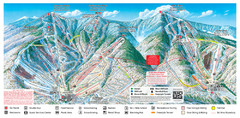 Sugarbush Resort Ski Trail Map