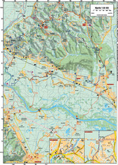 Sulta and Sava Croatia Cycling Route Map