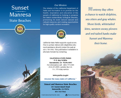 Sunset & Manresa State Beaches Map
