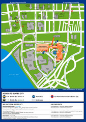 Suntec City map