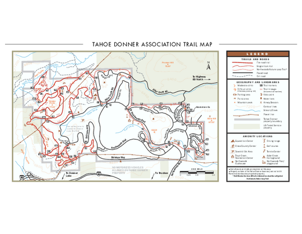tahoe hiking trails map with Tahoe Donner Ski Trail Map on Bear Mountain together with BlissEmeraldBay moreover Donner Lake Rim Trail moreover Desolation wilderness likewise Squawvalley.