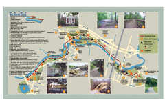 Tar Riverm Trail Map