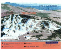 Temple Mountain Last year open—Credited to...