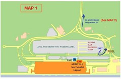 Tenerife Airport Map