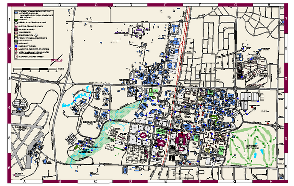 Similiar Texas A M College Station Map Keywords