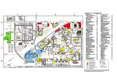 Texas Tech University Parking/ Visitor Map