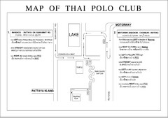 Thai Polo Club Map
