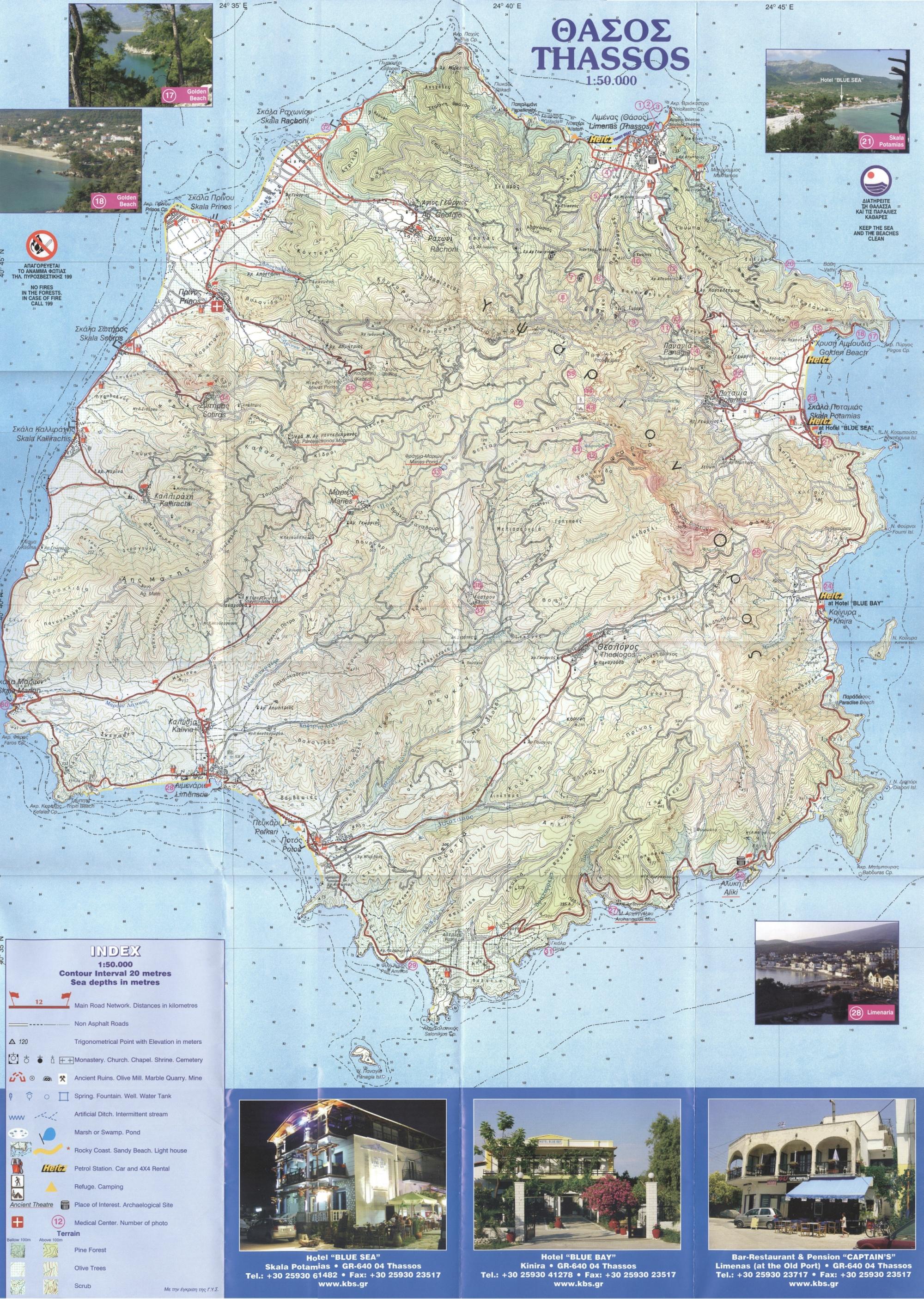 Thassos Hertz Map mappery