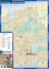The Hague Tourist Map