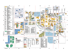 The University of Texas at Arlington Map
