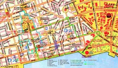 Thessaloniki Map