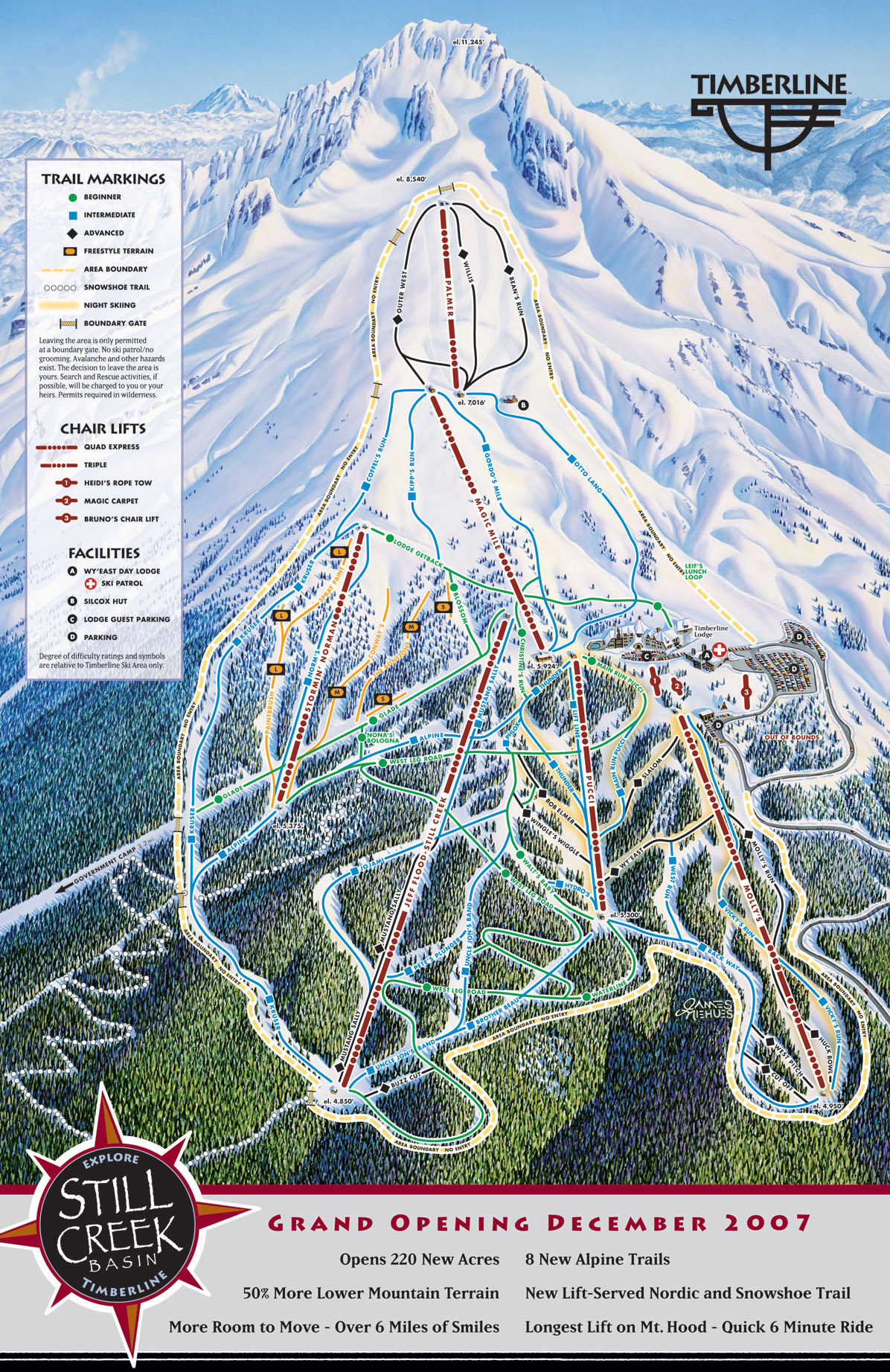 map of downtown portland oregon with Timberline Ski Trail Map 2 on San Diego California besides Oregon Garden Map additionally Portland Neighborhood Map likewise 32 Cool Tattoo Ideas That Will Help You Design Your Next Ink moreover Cooper Spur Ski Area Ski Trail Map.