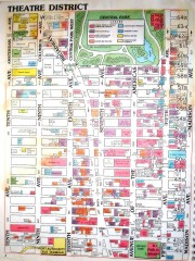 Times Square Map