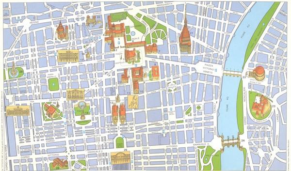 Mappa Torino Pdf