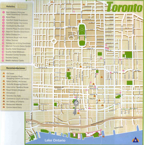 Toronto Tourist Map - Toronto • mappery on toronto lake map, toronto airport map, toronto waterfront map, toronto underground mall, amsterdam red lights district map, toronto union station map, toronto neighbourhood map, toronto hotel map, toronto island map, toronto ohio map, toronto congress centre map, yorkville toronto map, new york city on us map, toronto badlands map, canada tourist attractions map, toronto convention center map, toronto ontario map, vancouver convention centre map, toronto new york map, toronto suburbs map,