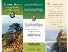 Torrey Pines State Park Map