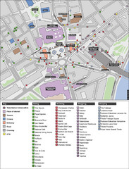 Central London Bus Map london mappery