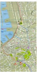 Trieste City Map